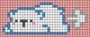 Alpha pattern #28624 variation #89618