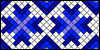 Normal pattern #23417 variation #89774