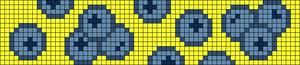 Alpha pattern #53307 variation #89819