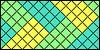 Normal pattern #117 variation #89901