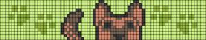 Alpha pattern #51648 variation #89923