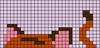 Alpha pattern #34270 variation #90015