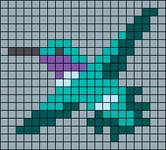 Alpha pattern #14282 variation #90027