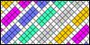 Normal pattern #23007 variation #90289