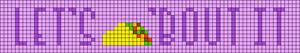 Alpha pattern #52401 variation #90327