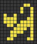 Alpha pattern #53606 variation #90410