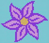 Alpha pattern #39383 variation #90543