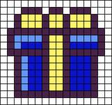 Alpha pattern #5736 variation #90576