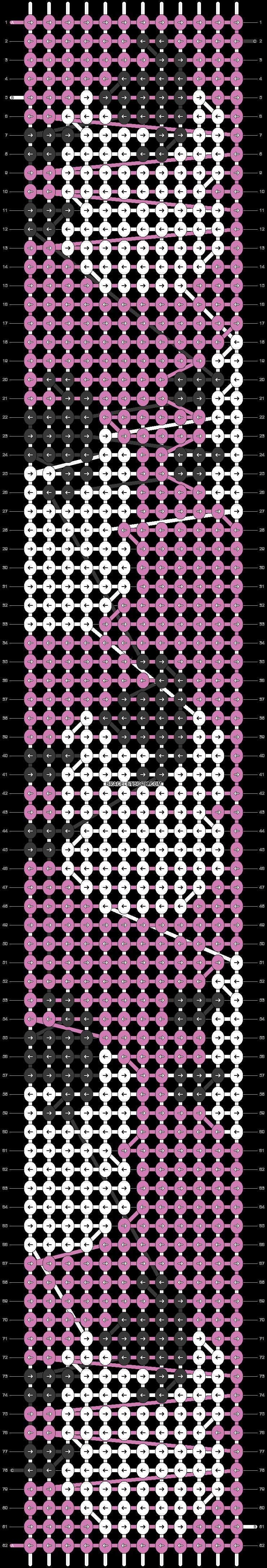 Alpha pattern #53921 variation #90658 pattern