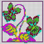 Alpha pattern #12497 variation #90673
