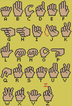 Alpha pattern #38993 variation #90730