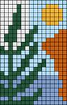 Alpha pattern #53003 variation #90760