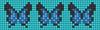 Alpha pattern #47765 variation #90918