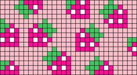 Alpha pattern #37884 variation #90956