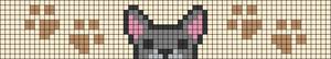 Alpha pattern #52030 variation #90979