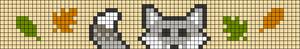Alpha pattern #53371 variation #90980