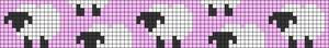 Alpha pattern #53921 variation #91000