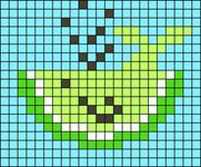 Alpha pattern #53128 variation #91012