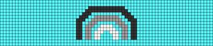 Alpha pattern #54001 variation #91016