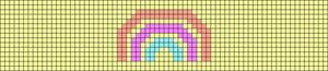 Alpha pattern #54001 variation #91115