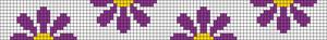 Alpha pattern #53435 variation #91165