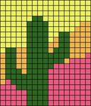 Alpha pattern #53109 variation #91166