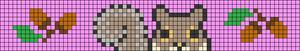 Alpha pattern #53372 variation #91247