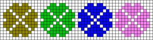 Alpha pattern #54102 variation #91325