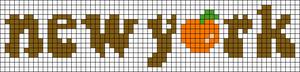 Alpha pattern #54099 variation #91327