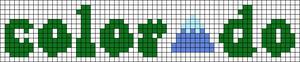 Alpha pattern #54105 variation #91405