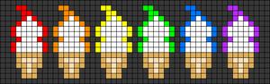 Alpha pattern #51917 variation #91427