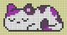 Alpha pattern #53614 variation #91465