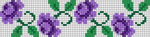 Alpha pattern #25378 variation #91482
