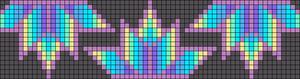 Alpha pattern #40522 variation #91513