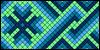 Normal pattern #32261 variation #91521