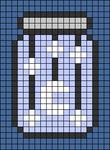 Alpha pattern #53119 variation #91583