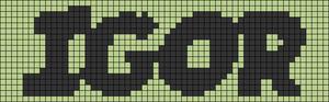 Alpha pattern #53111 variation #91608