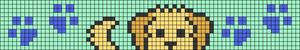 Alpha pattern #54192 variation #91626