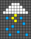 Alpha pattern #49859 variation #91630