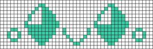 Alpha pattern #9463 variation #91767