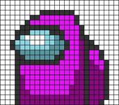 Alpha pattern #54229 variation #91775
