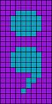 Alpha pattern #36630 variation #91798