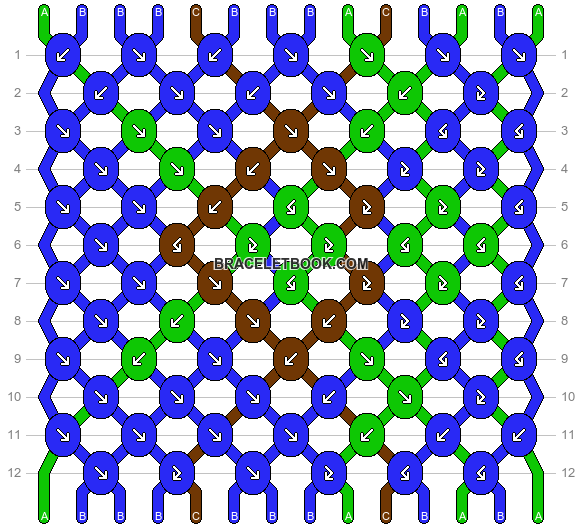 Normal pattern #10223 variation #91814 pattern