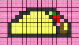 Alpha pattern #51543 variation #91820