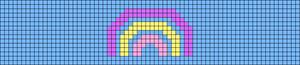 Alpha pattern #54001 variation #91829