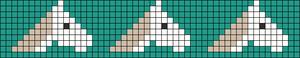 Alpha pattern #10451 variation #91865