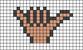Alpha pattern #26788 variation #91929