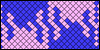 Normal pattern #54303 variation #91976