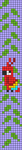 Alpha pattern #54123 variation #92020