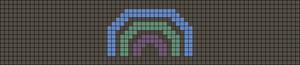 Alpha pattern #54001 variation #92022